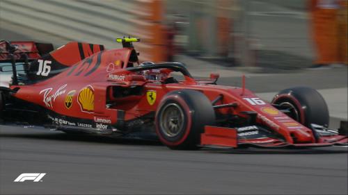 Шарль Леклер - лучший в сезоне Формулы-1 по количеству поулов