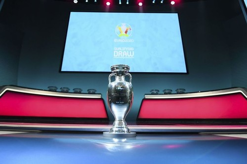 Стало известно расписание сборной Украины на Евро-2020