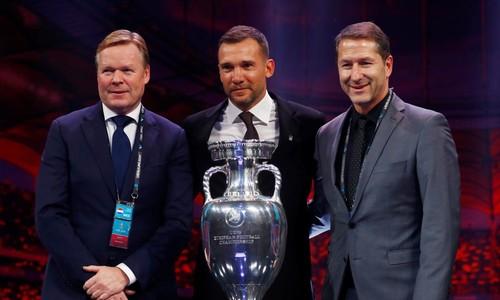 Украина проведет товарищеские матчи с Францией и Польшей