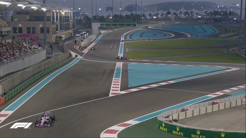 Формула-1. Гран-прі Абу-Дабі. Текстова трансляція