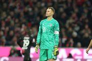 Бавария - Байер - 1:2. Видео голов и обзор матча