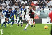 Ювентус - Сассуоло - 2:2. Видео голов и обзор матча