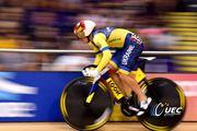 Украинка Басова стала второй на етапе Кубка мира по велотреку