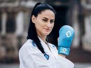 Каратистка Галина Мельник завоевала бронзу турнира в Мадриде