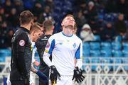Динамо в большинстве вырвало победу у донецкого Олимпика