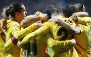 Атлетико – Барселона – 0:1. Видео гола и обзор матча