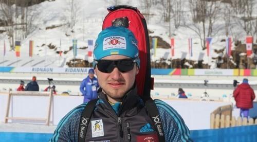 Тарас ЛЕСЮК: «Не вийшло виправдати довіру тренера»