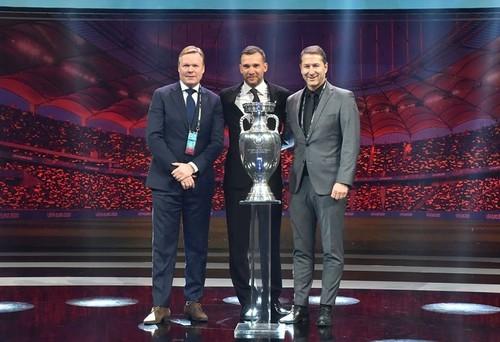 Букмекеры оценили шансы сборной Украины на Евро-2020