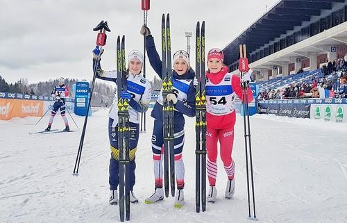 Лыжные гонки. Клэбо и Йохауг выиграли мини-тур в Руке