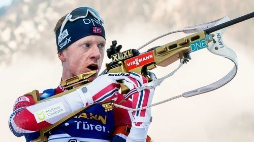 Эстерсунд-2019. Йоханнес Бё выиграл спринт, украинцы вне топ-30