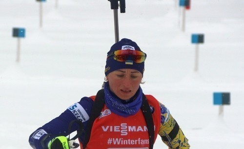 Эстерсунд-2019. Вита Семеренко заняла 10 место