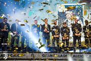 Роналду, Квальярелла и Сапата – в символической сборной сезона в Серии А