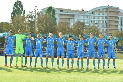 Сборная Украины U-17 – во второй корзине перед жеребьевкой отбора на Евро