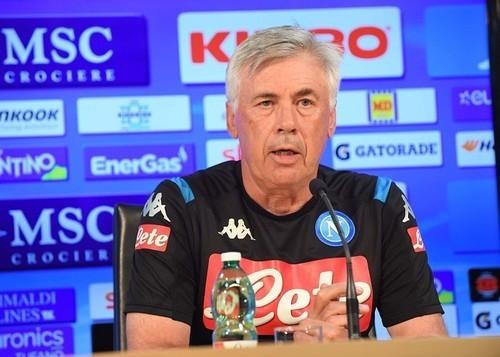 Анчелотти накажет игроков Наполи за неудовлетворительные результаты