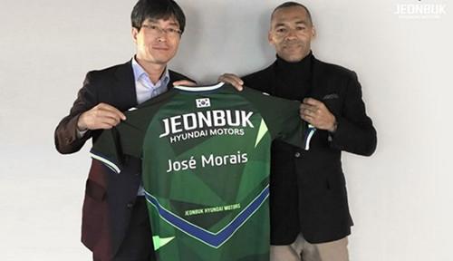 Жозе Мораиш, работавший в Карпатах, признан лучшим тренером в Южной Корее