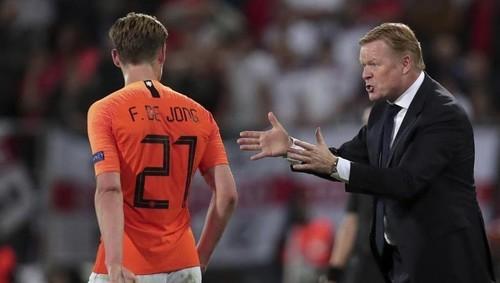 Сборная Нидерландов 29 марта сыграет с Испанией