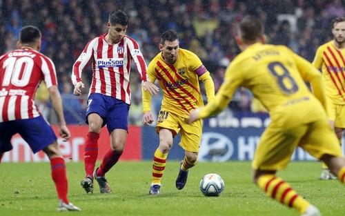 В матче с Барселоной Симеоне стал заложником собственной тактики