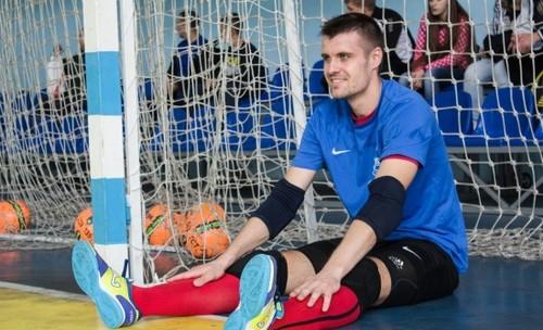Определен лучший футзалист Украины 2019 года