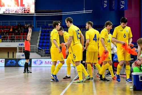 Украинцы обыграли сборную Хорватии в контрольном поединке