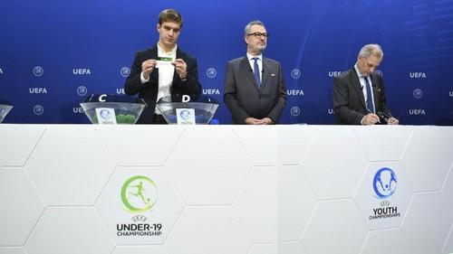 Состоялась жеребьевка квалификационного раунда Евро-2021 U-19