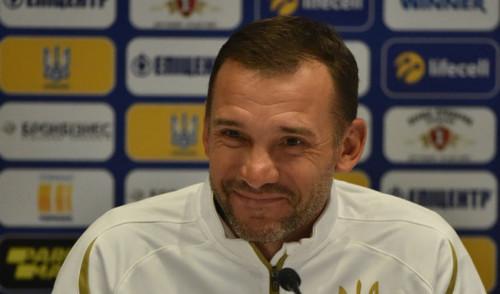 Андрей ШЕВЧЕНКО: «Быть тренером сборной сложнее, чем капитаном»