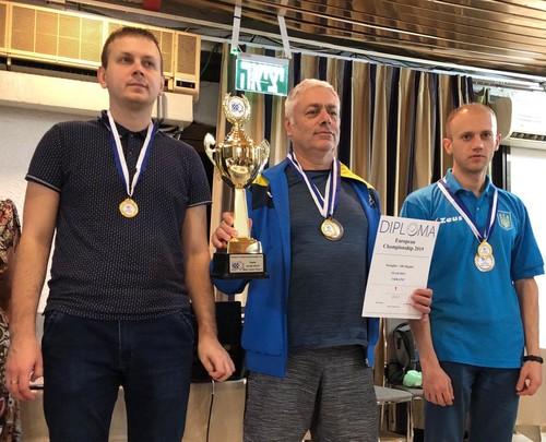 Юрий АНИКЕЕВ: «Мы обогнали россиян и стали чемпионами Европы!»