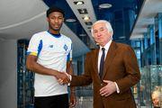 Дмитрий СЕЛЮК: «Каргбо перешел в клуб, где собрана талантливая молодежь»