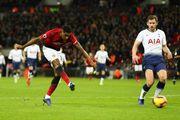 Где смотреть онлайн матч чемпионата Англии Манчестер Юнайтед – Тоттенхэм