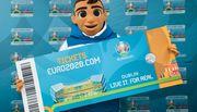 Стартовала продажа билетов на Евро-2020