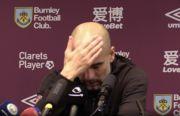 ВИДЕО. Рука-лицо! Как Гвардиола перепутал Манчестер Сити с Баварией