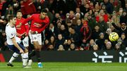 15-й тур АПЛ. Манчестер Юнайтед нанес поражение Тоттенхэму
