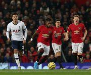 Манчестер Юнайтед — Тоттенхэм — 2:1. Видего голов и обзор матча