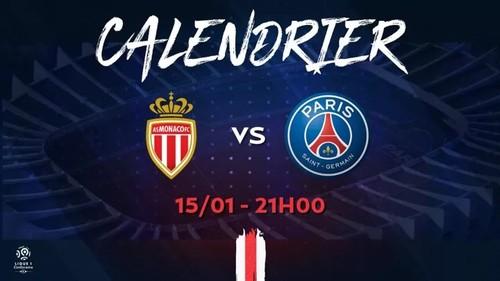 Матч между Монако и ПСЖ перенесен на 15 января