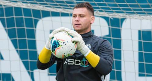 Александр Рыбка: «Не питаю надежд получить вызов в сборную Украины»