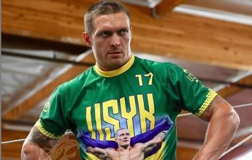 Олександр УСИК: «Вибрав би бій з Джошуа. Мені це вигідніше»