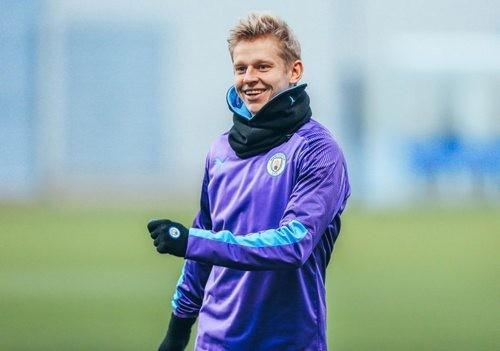 Александр ЗИНЧЕНКО: «В детстве мечтал играть за Барселону»