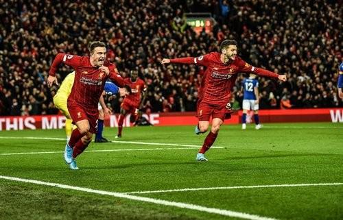 Ливерпуль — Эвертон — 5:2. Видео голов и обзор матча