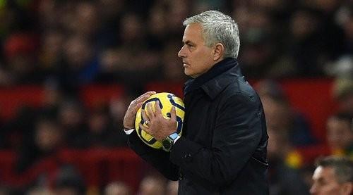 Жозе МОУРИНЬО: «Манчестер Юнайтед заслужил победу»