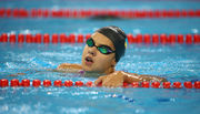 Зевина стала четвертой на чемпионате Европы на короткой воде