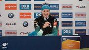 Жюлья СИМОН: «Слишком много внимания уделила скорости на трассе»