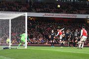 Арсенал проводит худшую серию за 42 года