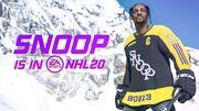 Snoop Dogg появился в NHL 20