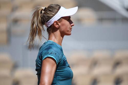 Цуренко снялась с турнира в Дубае, вместо нее сыграет Калинина