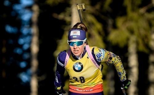 Естерсунд-2019. Джима завоювала срібло в індивідуальній гонці