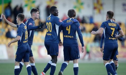 Где смотреть онлайн матч чемпионата Украины Колос – Днепр-1