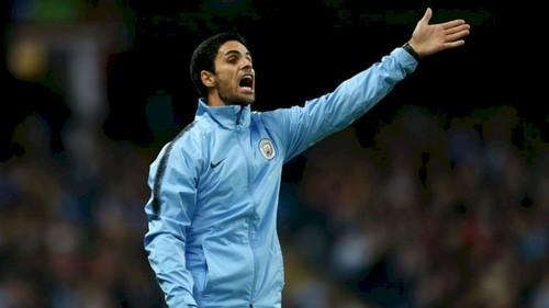 Артета не уйдет из Манчестер Сити