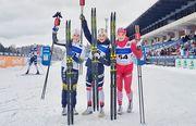 Лыжные гонки. Йохауг деклассировала соперниц в скиатлоне