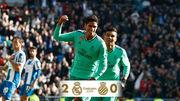 Реал Мадрид - Эспаньол - 2:0. Видео голов и обзор матча
