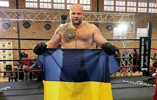 Шевадзуцкий проведет следующий бой 14 декабря