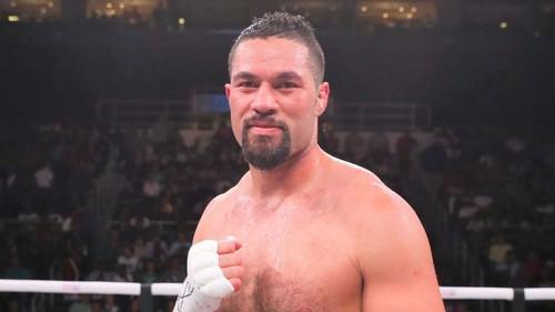 Стало известно, кто может стать соперником Усика в бою за титул WBO